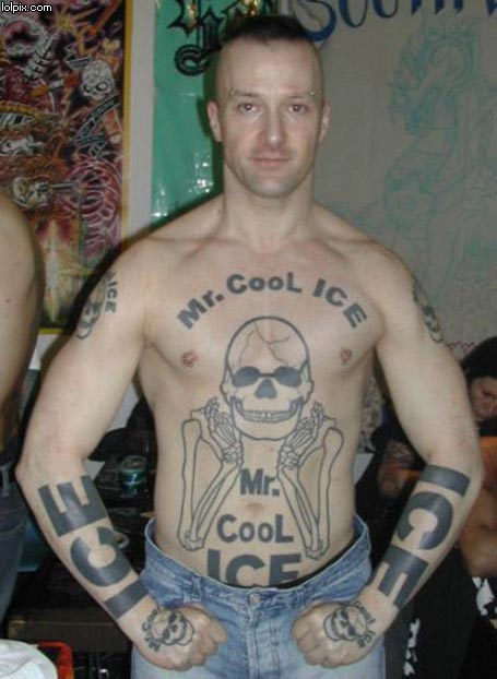 Does he have his nickname on himself enough? He shouldn\'t forget!!
