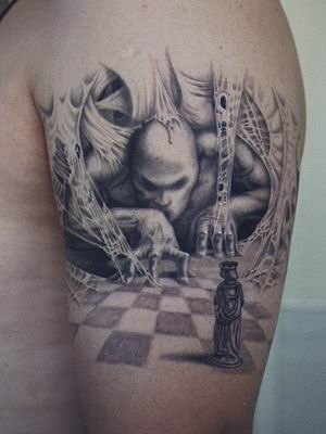 3D Tattoos Gallery. Posted by hantu malang at 8:21 PM