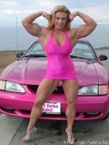 Wanna date her?