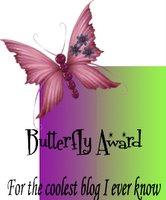 butterfly-award