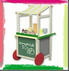 Blog award Lemonade Stand
