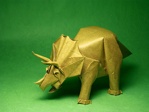 Triceratops By Kekremsi on Flickr