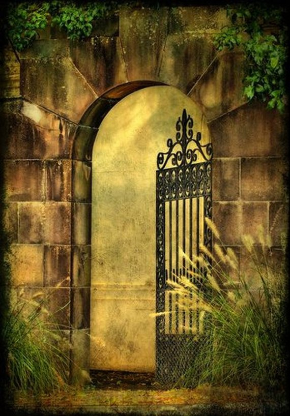 """The Gate"" by Aussiegall"
