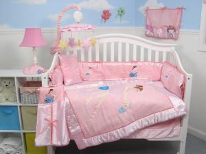 girl bedding
